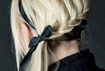 Hair ideas / by Sarah Howard-Stennett