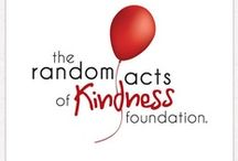 Random Acts of Kindness / by tlcukjourney
