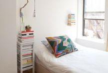 bed / by Natalie Baker