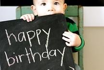birthday boy / by e4 Interior Design