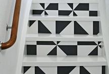Cuckoo 4 Stairs / stairway, staircase, stairwell, flight of stairs, stairs and steps