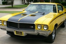 Classic Cars: GM / by Colleen Owens