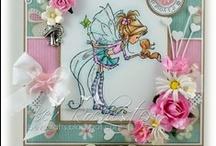 Gorgeous Cards + Copics / by Trista Rajaratnam