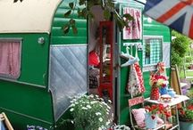 Vintage Caravans and Campers / Vintage, Classic love. / by tlcukjourney