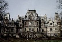Halloween 2013- Old Church Sanatorium / by Danielle DeVoll