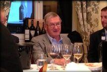 Wine Meetings / Wine meetings and tasting we take part in / Spotkania i degustacje winiarskie, w których braliśmy udział