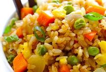 Gluten Free Rice Dishes / by Colleen Owens