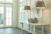 merganser / interior design for a coastal vacation home  / by e4 Interior Design