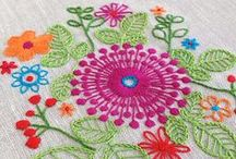 embroidery / embroidery, tutorials, inspirations / by Melanie Kasten