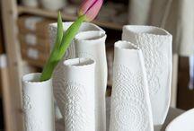Clay crafts / by Guðbjörg Guðmundsdóttir