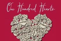 One Hundred Hearts / My new book shares the inspiring stories of 100 courageous women who didn't realize they had courage!  Does this sound like you?  Read these stories and realize that you too have the courage it takes to live the life you were meant to live.