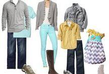 Wardrobe Ideas - Family