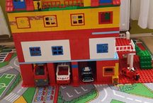 Duplo Fire, Police and Ambulance Station