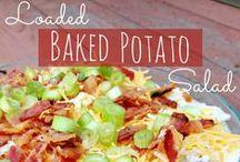 Recipes - Side Dishes / by Rebecca Demek