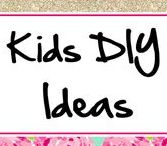 Kids DIY Ideas ♥ / Cute Kids things that you could make at home.