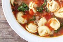 Recipes - Soup / by Rebecca Demek