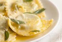 Recipes - Pasta / by Rebecca Demek