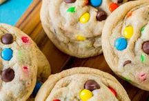 Recipes - Cookies / by Rebecca Demek