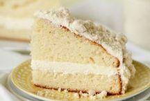 Recipes - Cakes / by Rebecca Demek