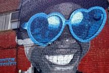 Street Art Around the World / Street art around the world