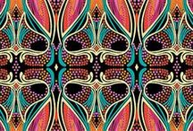 ♥ Prints & Patterns - Padrões & Estampas ♥ / by Embb Amazing