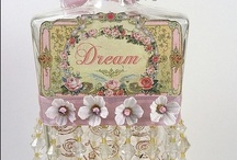 Perfume  Bottles / by Donna Knutson