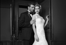 Justin Alexander Spring 2013 Wedding Dress Collection / The Justin Alexander Spring 2013 Collection gathers inspiration from old Hollywood in the 1930's and from the magnificent Parisian styling of the 1950's.