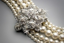 Bridal Jewelry / Finish off your wedding day look with a bracelet, necklace, bracelet or earrings.  / by Justin Alexander
