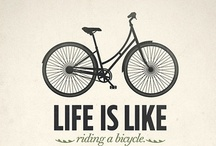Bicycle fever / Green transport... Way of life.