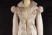 1800-1820 Regency - Pelisses, Redingotes, & Outerwear