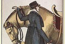 1800-1820 Regency - Riding