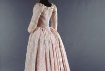 1750-1799 Georgian - Cotton Gowns