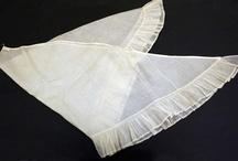 1750-1799 Georgian - Handkerchiefs, Aprons, & Ruffles