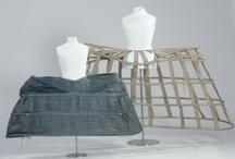 1750-1799 Georgian - Petticoats, Hoops, & Pads