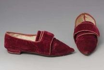 1750-1799 Georgian - Footwear