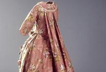 1750-1799 Georgian - Sacques