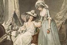 1750-1799 Georgian - Negligee or Undress