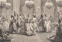 1750-1799 Georgian - Ball & Court Dress