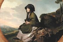 1750-1799 Georgian - Working Wear