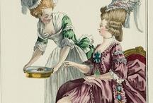 1750-1799 Georgian - Galerie des Modes - Translated