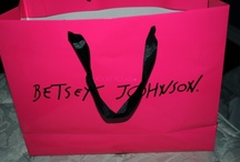 Betsy Johnson / by Donna Knutson