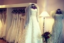Bridal Salon Spotlight / We are proud to work with the best bridal stores around the world! Meet some of our most knowledgable friends in the bridal industry.