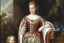 Completed Project: 1692 English Court Dress / Images, inspiration, and details for reproducing the court dress of Elizabeth Percy, Duchess of Somerset, as seen in her portrait circa 1692. Completed in July 2013.