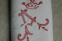 Monograms and Calligraphy