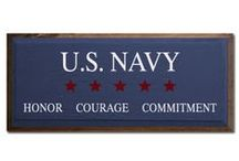 U.S. Navy / by Kathryn Bierman
