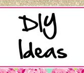DIY Ideas ♥ / Ideas for random things that can be easily crafted at home!