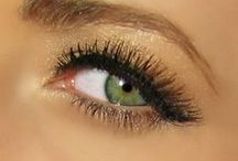 """The """"Eyes"""" Have It! / A collection of all the best eye #makeup including mascara, eye shadow, & eyeliner! #beauty"""