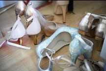 HEELS FOR WEDDINGS / Say I DO with a pair of Joanne Stoker Heels. Inspirations from past, present and her own magical wedding.