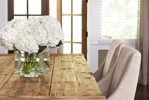 home. dining room. / by Echo Day