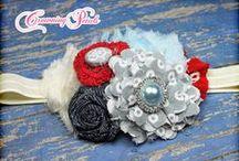 sewing - embellishments / by Bonnie Bertram